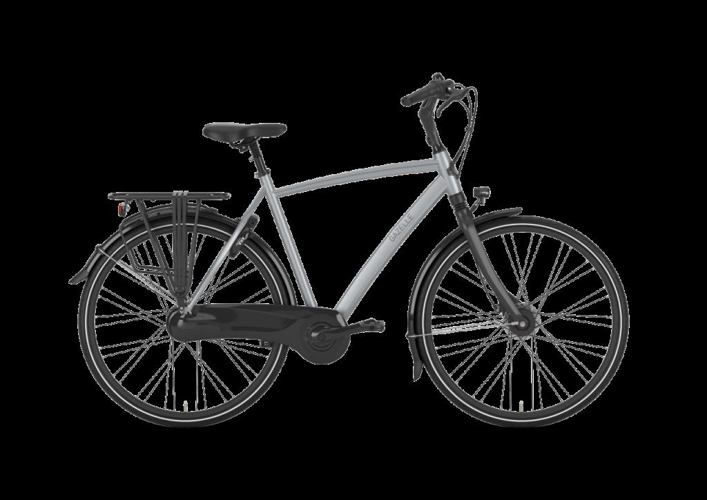 Gazelle Chamonix C7 2020 Industry Grey