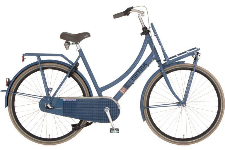 Cortina U4 Transport R3 Dull Blue Dames