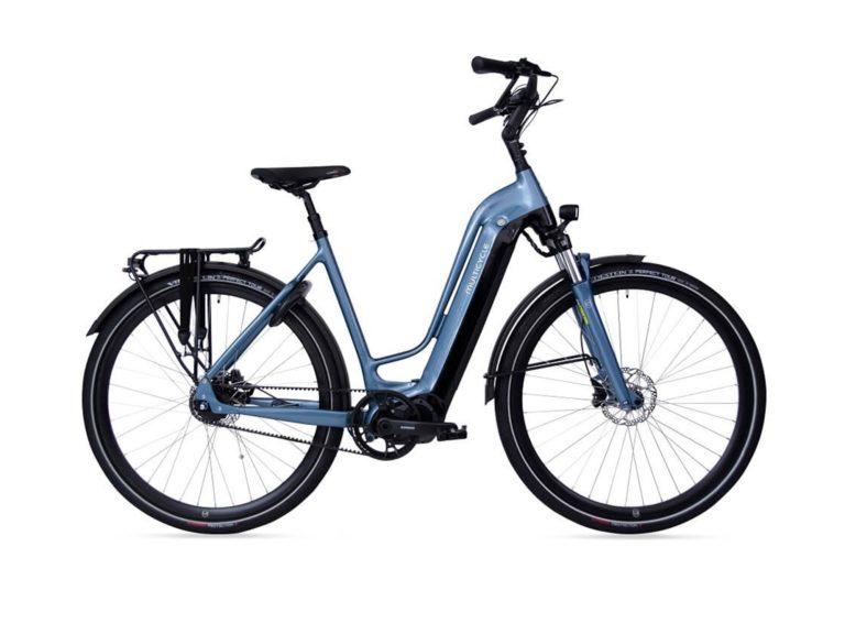 Multicycle Legacy EMB Dames Portofino Blauw