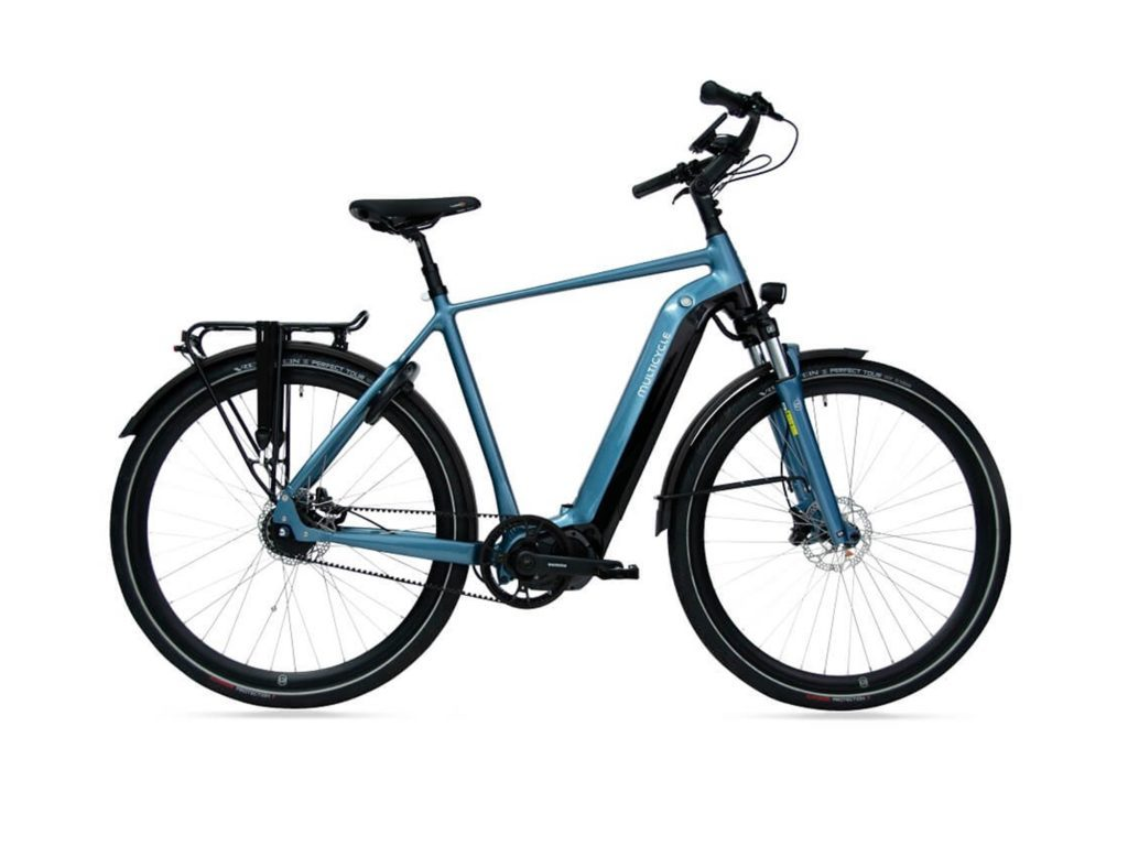 Multicycle Legacy EMB Heren Portofino Blauw