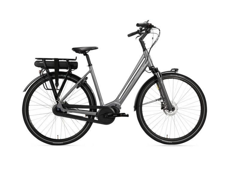 Multicycle Solo EMI Dames Dark Iron Grey Satin
