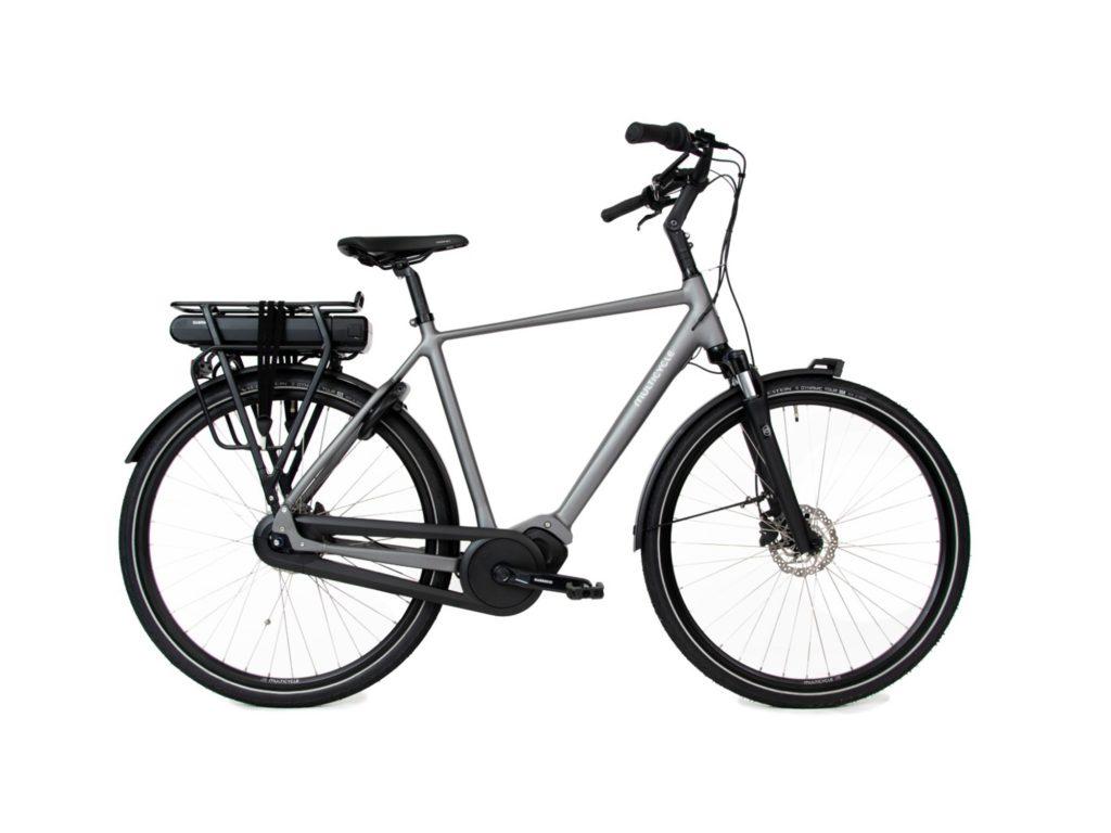 Multicycle Solo EMI Heren Dark Iron Grey Satin